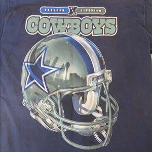 Dallas Cowboys graphic T-shirt